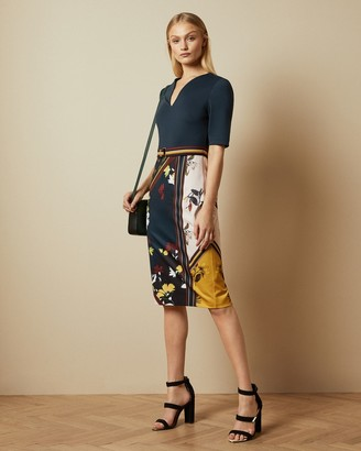 Ted Baker Savanna Bodycon Dress