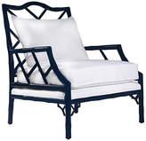 Selamat Micah Lounge Chair - Navy