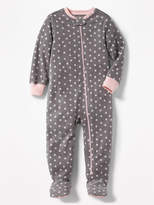Old Navy Printed Performance Fleece Sleeper for Toddler & Baby