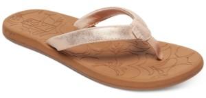 Roxy Vickie Flip-Flop Sandals Women's Shoes