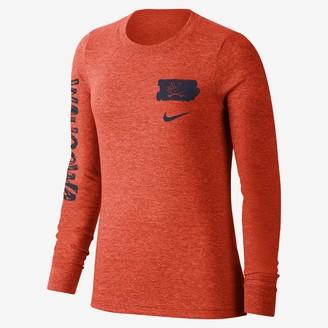 Nike Women's Long-Sleeve T-Shirt College (Virginia)