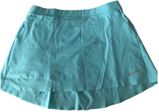 Nike Turquoise Skirt for Women