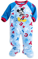 Disney Mickey Mouse Blanket Sleeper for Baby