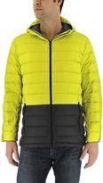 adidas Men's Down Hooded Puffer Jacket
