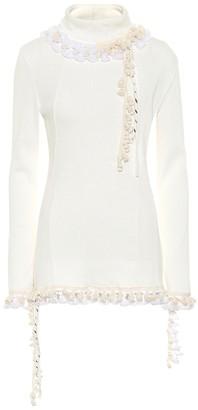 Loewe Cotton and linen top