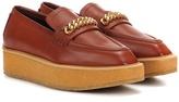 Stella McCartney Embellished platform shoes
