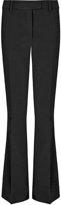 Baukjen Phoebe Trouser In Caviar Black