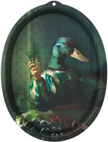 Ibride Galerie De Portraits - Oval Tray - Achille
