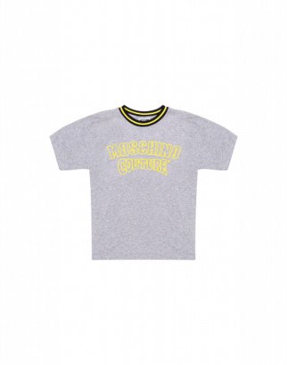Moschino Couture T-shirt Man Grey Size 4a It - (4y Us)