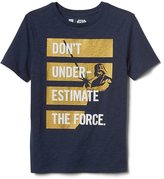 Gap | Star Wars short sleeve slub tee