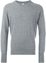 E. Tautz cashmere crew neck jumper - men - Cashmere - XS