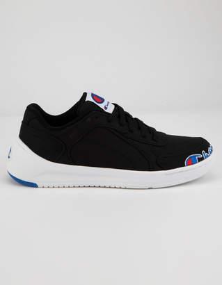Champion Super C Court Low Black & White Womens Shoes