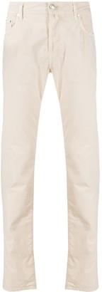 Jacob Cohen 688 Comfort Fit Denim Jeans