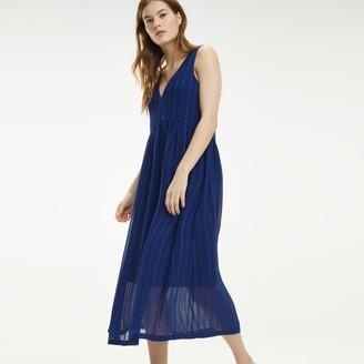 Tommy Hilfiger Sleeveless Midi Dress