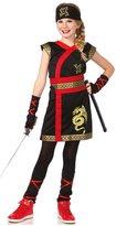 Leg Avenue unisex-adult Girls Ninja Warrior Costume