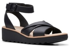 Clarks Women's Collection Jillian Bella Sandals Women's Shoes