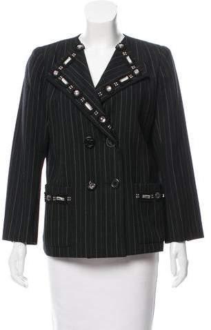 Marc Jacobs Embellished Wool Blazer w/ Tags