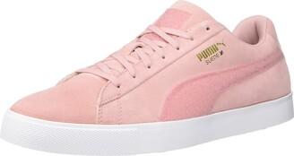 Puma Men's Suede G Patch LE Golf Shoe