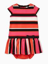 Kate Spade Babies drop waist dress set