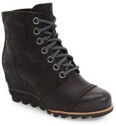 Sorel Women's '1964 Premium Canvas' Waterproof Wedge Bootie