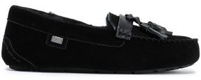 Australia Luxe Collective Tasseled Shearling Loafers