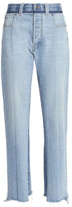 Maison Margiela Five Pocket Spliced Jeans