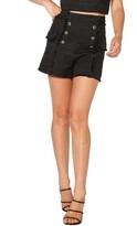 Bardot Boucle Shorts
