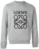 Loewe Logo Cotton Sweater