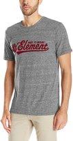 Element Men's Signature Short Sleeve T-Shirt, Grey Heather