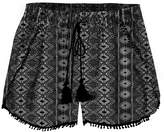 Dex Crochet Trim Shorts