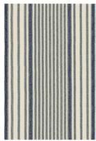 Dash & Albert Stripe Ticking Rug