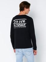 Deus Town Long Sleeve T-Shirt