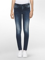 Calvin Klein Arid Navy Faded Leggings