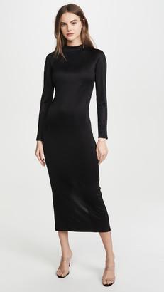 Fleur Du Mal Slinky Long Dress