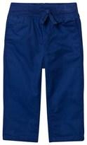 Gap Deep Cobalt Pull-On Chino Pants