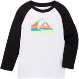 Quiksilver Quik Drip Long Sleeve Tee (Little Boys)