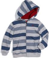 Stripe Knit Hoodie (Little Boys)