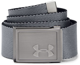Under Armour Boys' UA Solid Webbing Belt