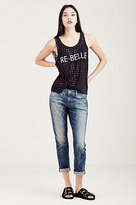 True Religion Rebelle Womens Tank