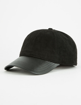 Bioworld Leather/Suede Womens Dad Hat