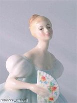 Royal Doulton c1977-92 First Dance HN 2803 Figurine