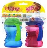 Nuby No-Spill Super Spout Grip N' Sip 4M+