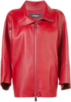 DSQUARED2 front zipped jacket