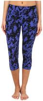 Zobha Addison Printed Capri Pants