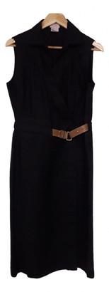 Cerruti Black Linen Dresses