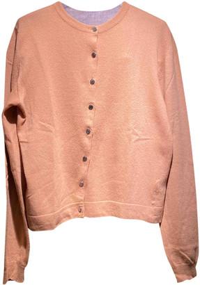 Hermes Camel Cashmere Knitwear