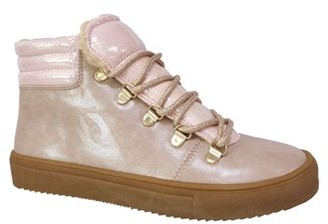 Wonder Nation Faux Fur Lined High-Top Sneaker (Little Girls & Big Girls)