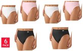 Jockey Women's Underwear Elance Brief - 3 Pack / 6 Pack