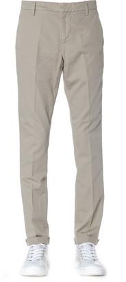 Dondup Sand Color Gaubert Cotton Jeans