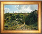 Munn Works Pissarro - Jalais Hill - Pontoise Art
